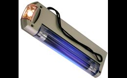 Kapesní UV lampa - detektor pravosti bankovek