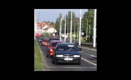 Měření hluku z dopravy