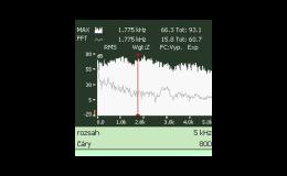 Měření vibrací v objektech
