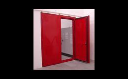 Protihlukové-neprůzvučné dveře