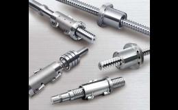 Širokou nabídku kuličkových šroubů nabízí společnost COROLL s.r.o.