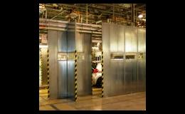 Odhlučnění průmyslového provozu, protihlukové kabiny