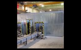 Protihlukové kabiny z RS panelů, ROMAn s.r.o.