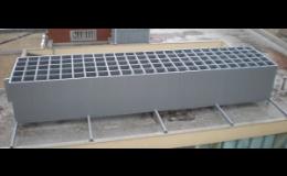 Odhlučnění klimatizačních jednotek, ROMAn s.r.o.