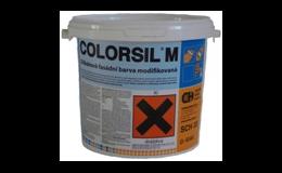 COLORSIL M, disperzní fasádní barva