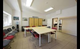 Školicí středisko ABENA s možností ubytování