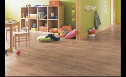 PVC podlahy atraktivního vzhledu z Podlahového studio Jegla