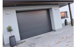 Garážová sekční vrata, Baran-FMB, spol. s r.o.