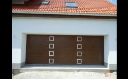 Garážová vrata, Baran-FMB, spol. s r.o., Neplachovice