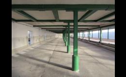 Výhody litých asfaltových podlah v průmyslových halách