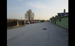 Lité asfaltové povrchy pro pozemní komunikace