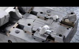 Modifikace forem pro vstřikování plastů