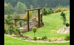 Profesionální zahradnické služby pro vaši zahradu