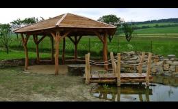Krajinářská a zahradní architektura včetně realizace