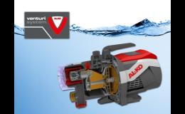 Prodej a servis vodních čerpadel -  AGROZEM Opava