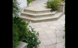 Keramická dlažba pro venkovní prostory