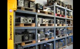 Výroba elektroinstalačních krabic a příchytek
