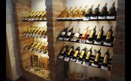 Prodej vín z vlastní produkce Vinařství V & M Zborovský, v.o.s. Velké Pavlovice