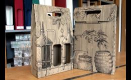 Dárkové balení pro skleněné, PET lahve a plechovky s pivem