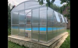 Zastřešení bazénu jako skvělá ochrana