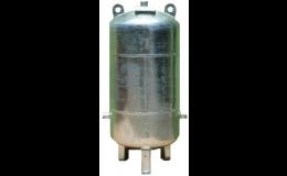 Žárově zinkované tlakové nádoby REFLEX ZLS bez vaku