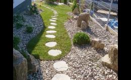 Realizace zahrad dle vašich požadavků