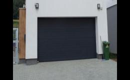 Nabídka garážových vrat