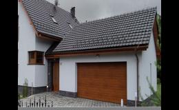 Garážová vrata pro váš dům