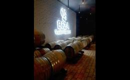 Prostory Vinařství Petr Bíza v Čejkovicích