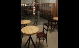Tréninkové prostory pro poznávání specifických vín