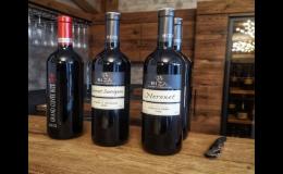 Vína z naší produkce
