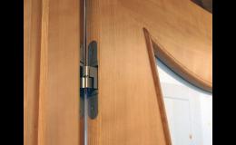 Bezfalcové  interiérové dveře od Podlahy a dveře Lukáš Nekula