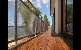 Podlahy vhodné pro pokládku na venkovních terasách