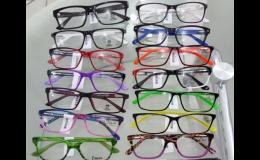 Nabídka brýlových obrub různých typů