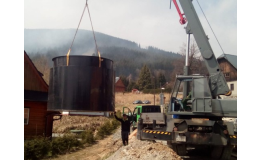 Servis čistíren odpadních vod v pozáruční lhůtě