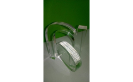 Řezání plastů laserovým paprskem  - Elventa LV, s.r.o.