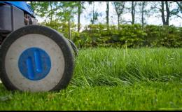 Pravidelné sekání vašeho trávníku