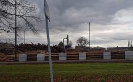 Betonové bloky pro lesnictví a zemědělství