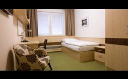 Ubytování v hotelu FBA u letiště Václava Havla, Praha