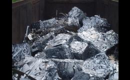 Výkup, zpracování a prodej zpracovaného hutního odpadu