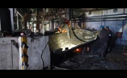 Likvidace, přeprava a zpracování ocelového, litinového a železného odpadu