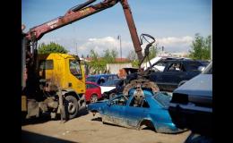 Bezplatná likvidace vozidel ekologickou cestou