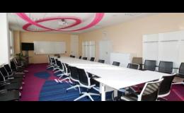 Konferenční sál hotelu FAB u letiště Václava Havla, Praha