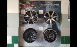 Opravy a prodej ALU kol - pneuservis Olomouc