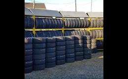 Prodej nových i zánovních pneumatik