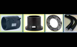 Elektrotvarovky, přechodové tvarovky, tvarovky na tupo Plastitalia