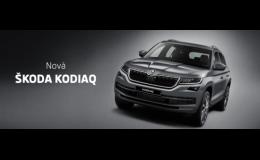 Novinka Škoda Kodiaq od autorizovaného prodejce značky ŠKODA - AUTONOVA BRNO