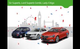 Vyzkoušejte skvělé vozy značky ŠKODA u autorizovaného prodejce AUTONOVA BRNO