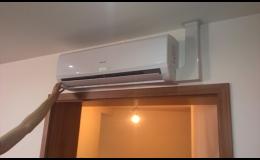 Dodání, montáž, servis klimatizačních jednotek