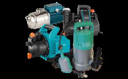 Opravy a servis všech druhů čerpadel, preventivní údržba